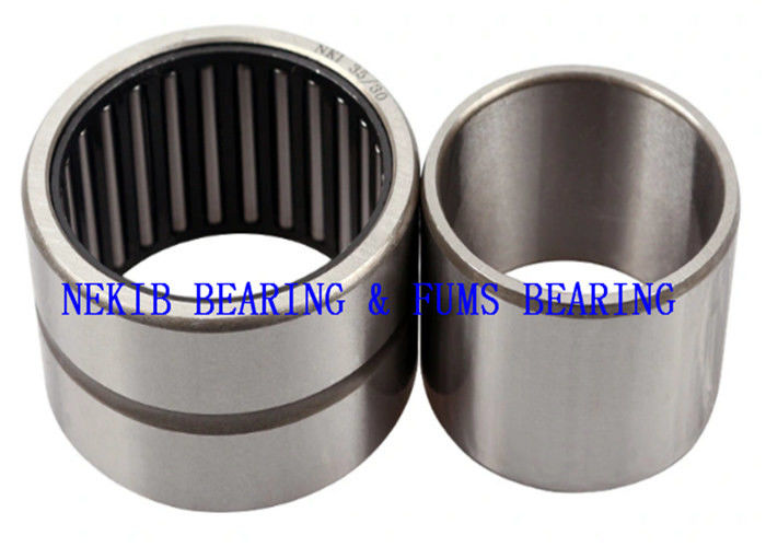 Seals Type Steel Caged Needle Bearing Na4910 Radial With Inner Ring