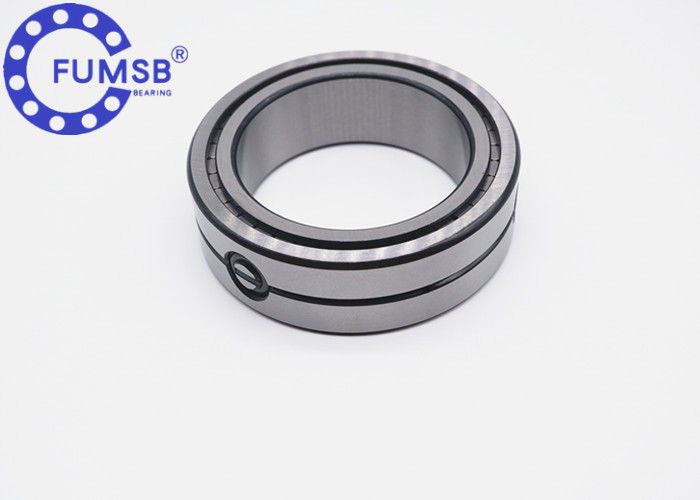 Steel Brass Nylon Cage Full Complement Cylindrical Roller Bearings With Single Row